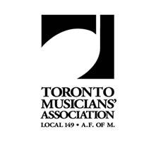 Toronto Musicians' Association Logo